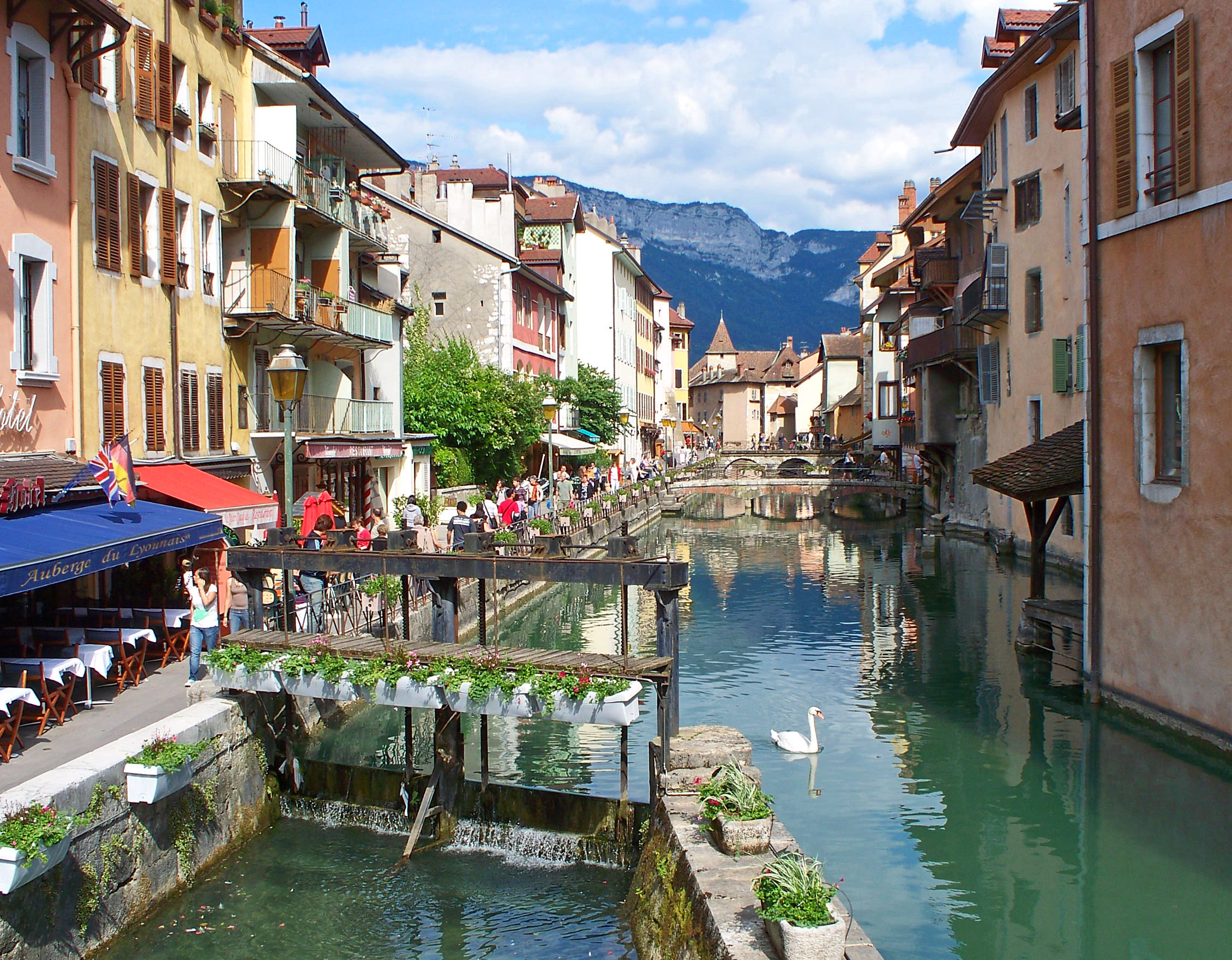 Welcome to Connect Annecy